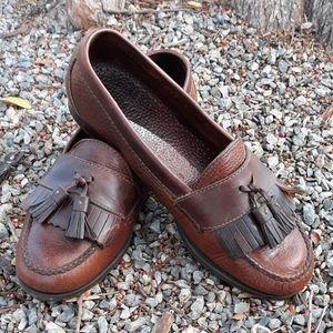 Cole Haan Tassel Loafer Slip On Moccasin